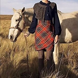 Plenty by Tracy Reese | Easy Keeper Plaid Skirt 2